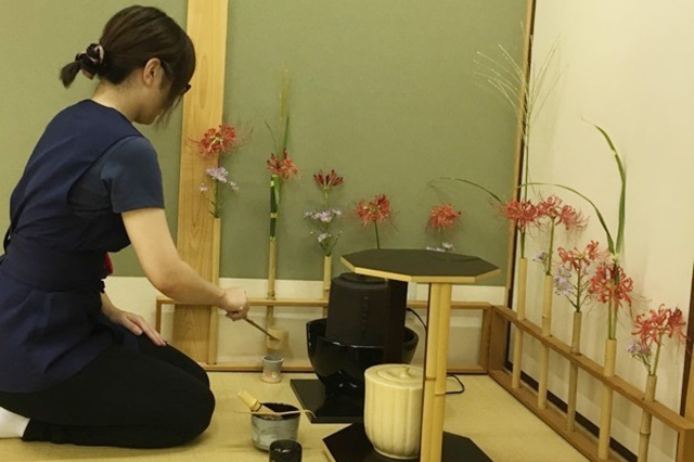 Tea Ceremony club